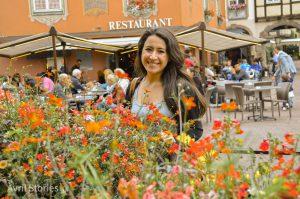 Mexicana en Colmar