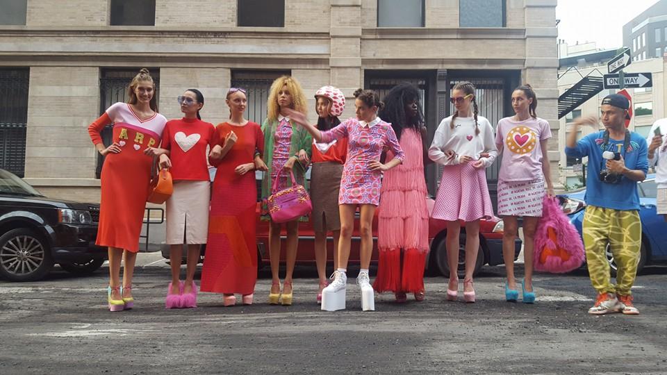 Evento de Agatha Ruiz de la Prada en NYC