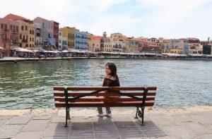 Venetian Harbour Chania