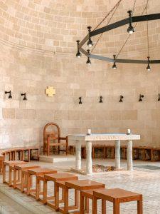 Iglesia de la multiplicación