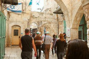 Vieja ciudad Jerusalén