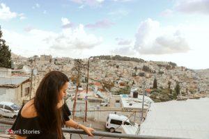 Mexicana en Jerusalén