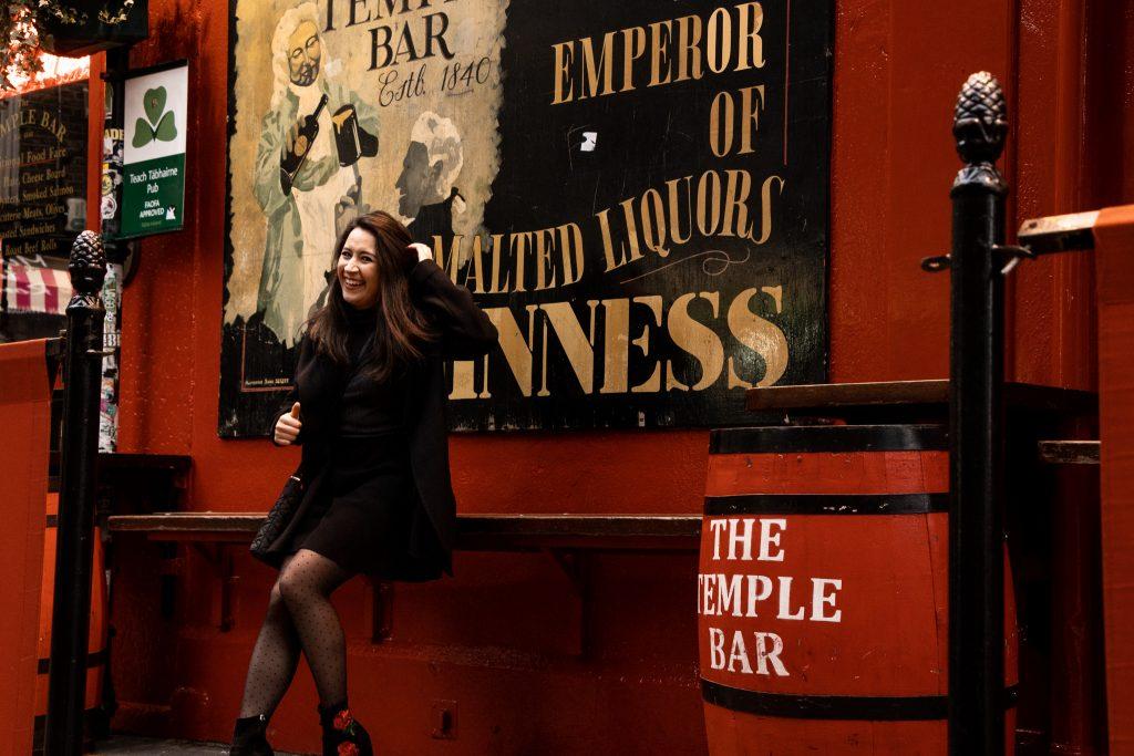 Dublin girl